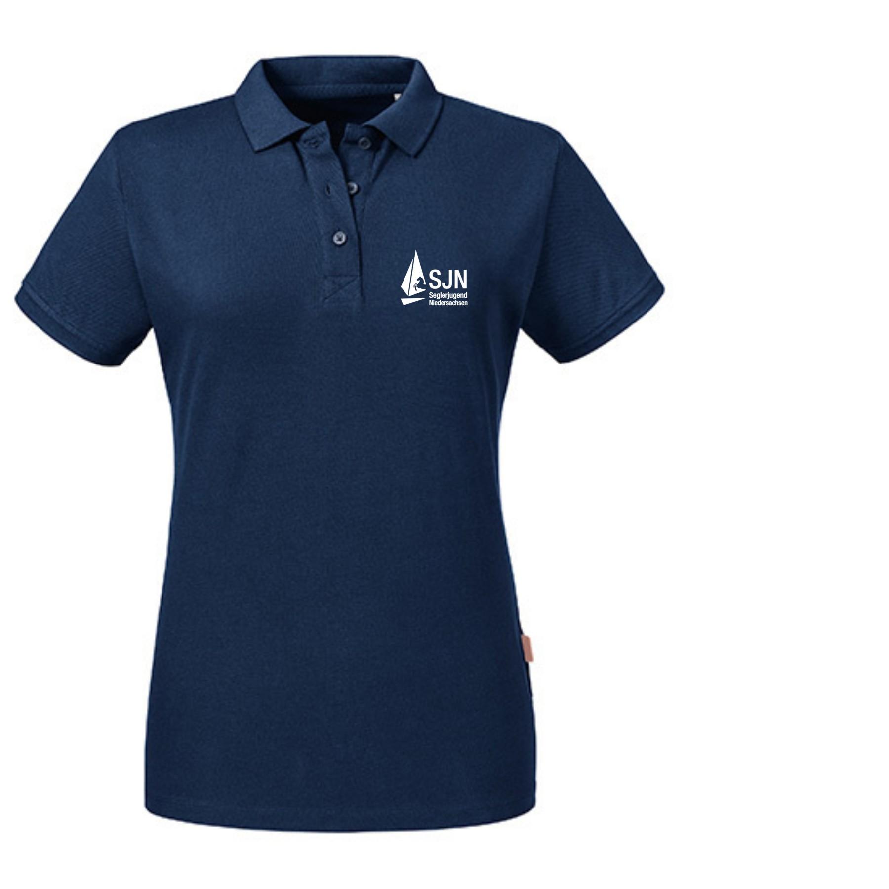 Polo-Shirt Lady